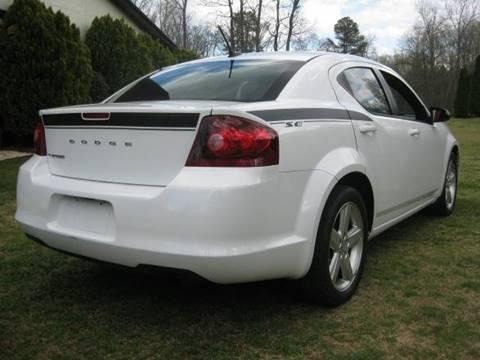 2013 Dodge Avenger for sale in Lexington, NC