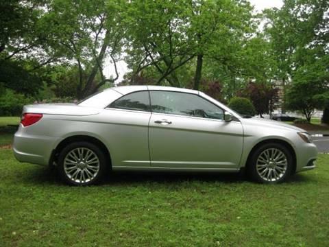 2011 Chrysler 200 Convertible for sale in Lexington, NC
