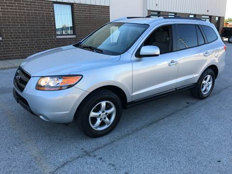 2007 Hyundai Santa Fe for sale in Naperville, IL
