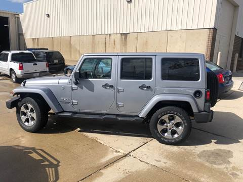 2016 Jeep Wrangler Unlimited for sale in Naperville, IL