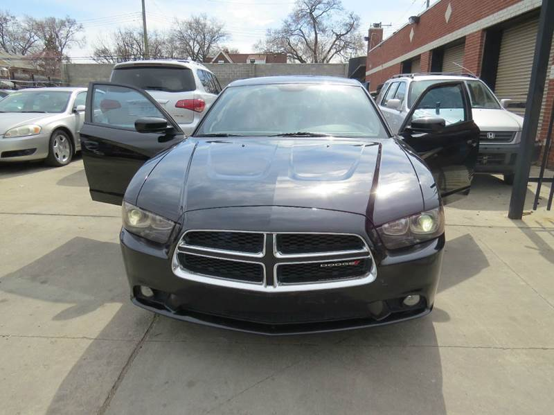 2013 Dodge Charger R/T 4dr Sedan - Detroit MI