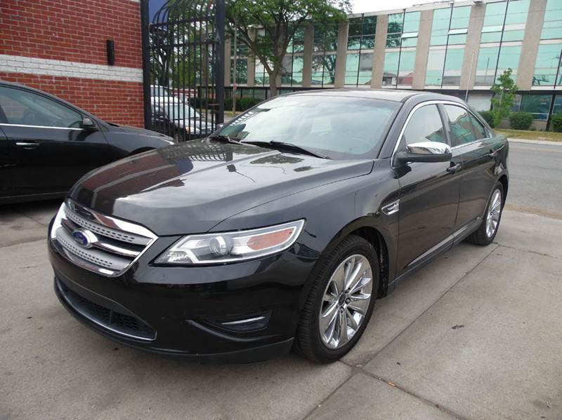 2011 Ford Taurus Limited 4dr Sedan - Detroit MI