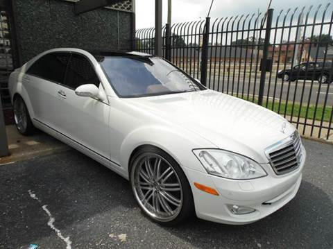 2008 Mercedes-Benz S-Class for sale at Gus's Used Auto Sales in Detroit MI