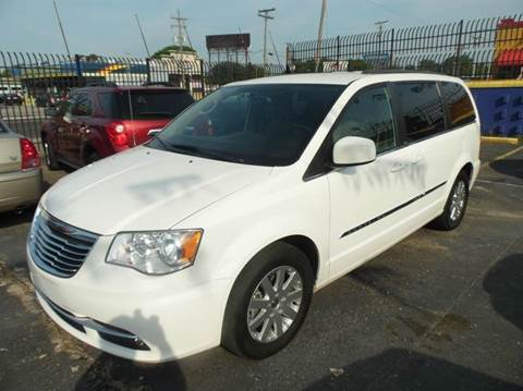2013 Chrysler Town and Country for sale at Gus's Used Auto Sales in Detroit MI