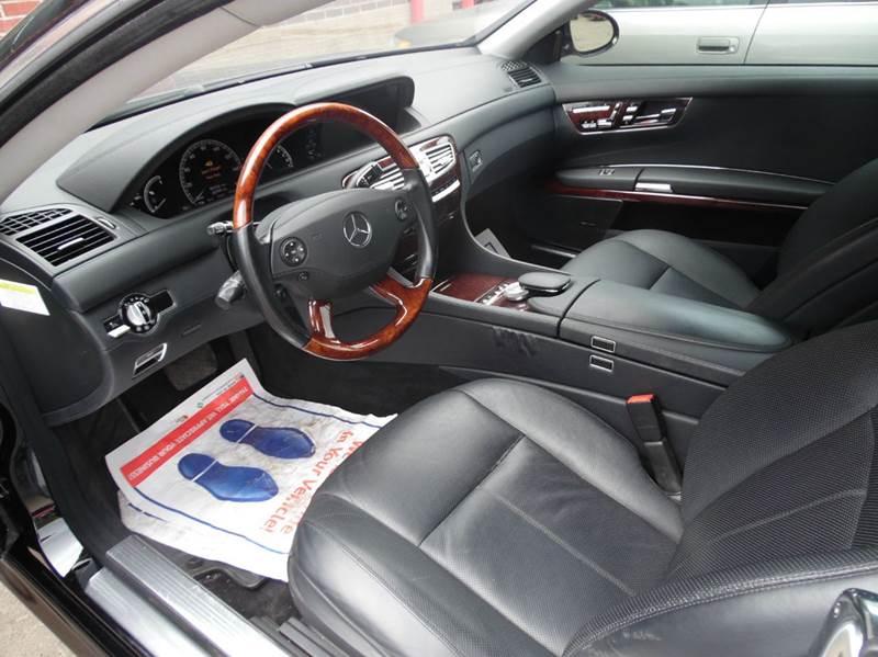 2008 Mercedes-Benz CL-Class CL550 2dr Coupe - Detroit MI