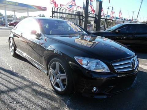 2008 Mercedes-Benz CL-Class for sale at Gus's Used Auto Sales in Detroit MI