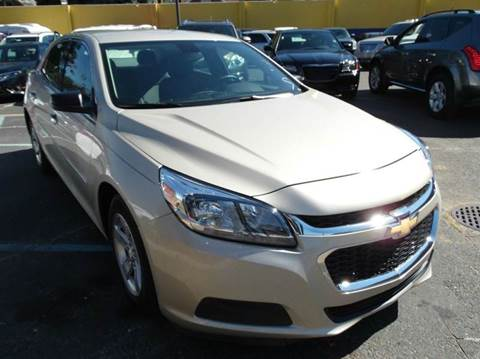 2014 Chevrolet Malibu for sale at Gus's Used Auto Sales in Detroit MI