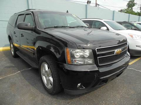 used 2007 chevrolet suburban for sale in michigan. Black Bedroom Furniture Sets. Home Design Ideas