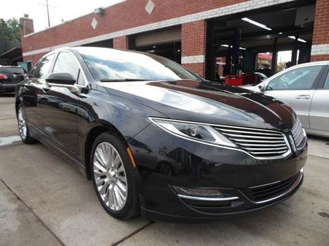 2014 Lincoln MKZ for sale at Gus's Used Auto Sales in Detroit MI