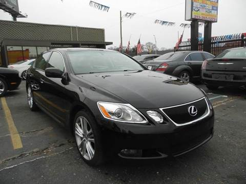 2007 Lexus GS 450h for sale at Gus's Used Auto Sales in Detroit MI