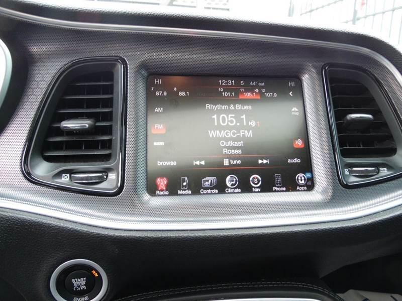 2015 Dodge Challenger R/T Scat Pack Shaker 2dr Coupe - Detroit MI