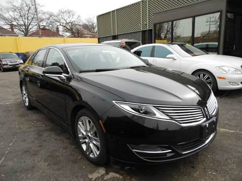 2013 Lincoln MKZ for sale at Gus's Used Auto Sales in Detroit MI