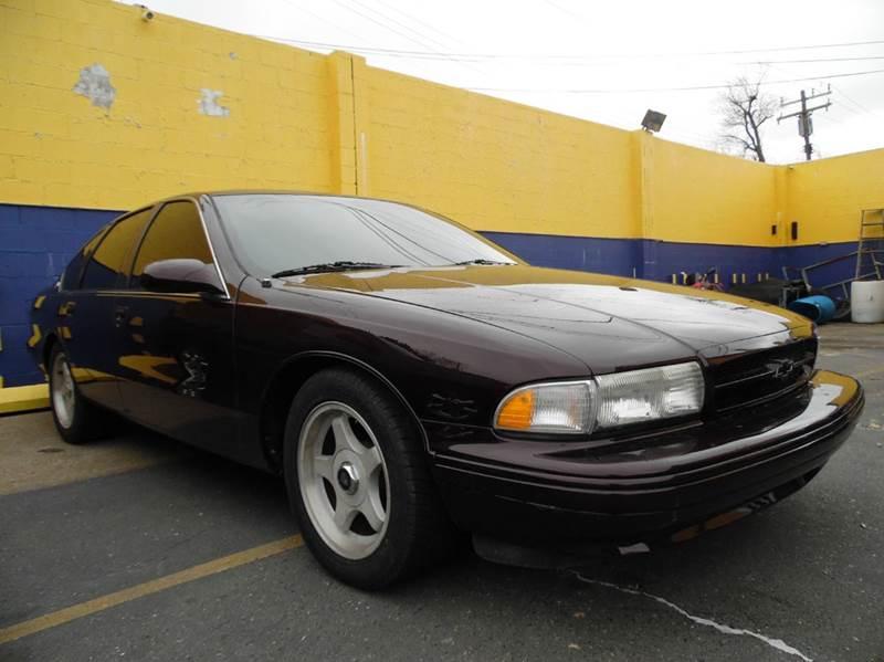 1996 Chevrolet Impala car for sale in Detroit