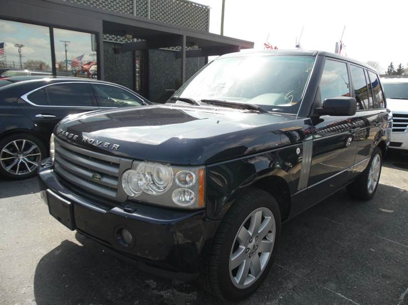 2006 Land Rover Range Rover for sale at Gus's Used Auto Sales in Detroit MI