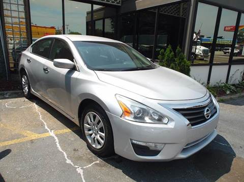 2013 Nissan Altima for sale at Gus's Used Auto Sales in Detroit MI