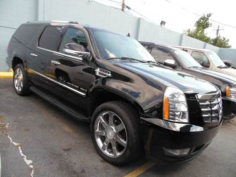 2007 Cadillac Escalade ESV for sale at Gus's Used Auto Sales in Detroit MI