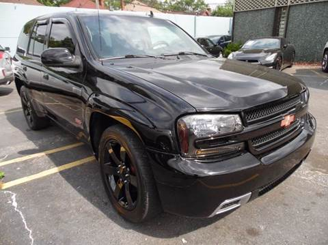 2007 Chevrolet TrailBlazer for sale at Gus's Used Auto Sales in Detroit MI