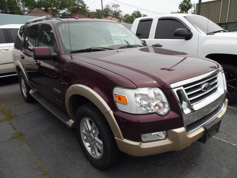2007 Ford Explorer car for sale in Detroit
