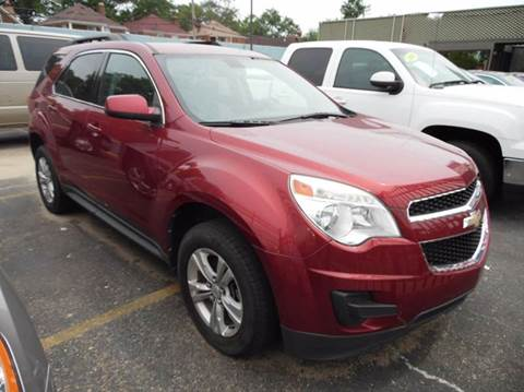 2010 Chevrolet Equinox for sale at Gus's Used Auto Sales in Detroit MI