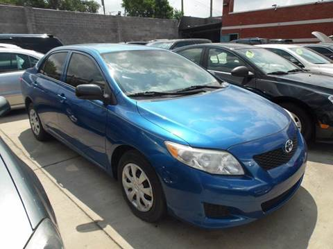 2009 Toyota Corolla for sale at Gus's Used Auto Sales in Detroit MI