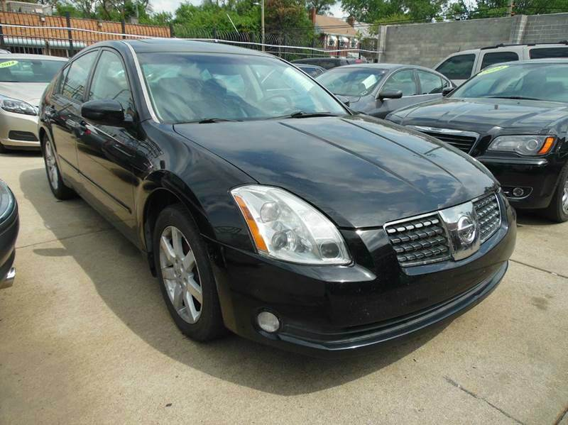 2005 Nissan Maxima car for sale in Detroit