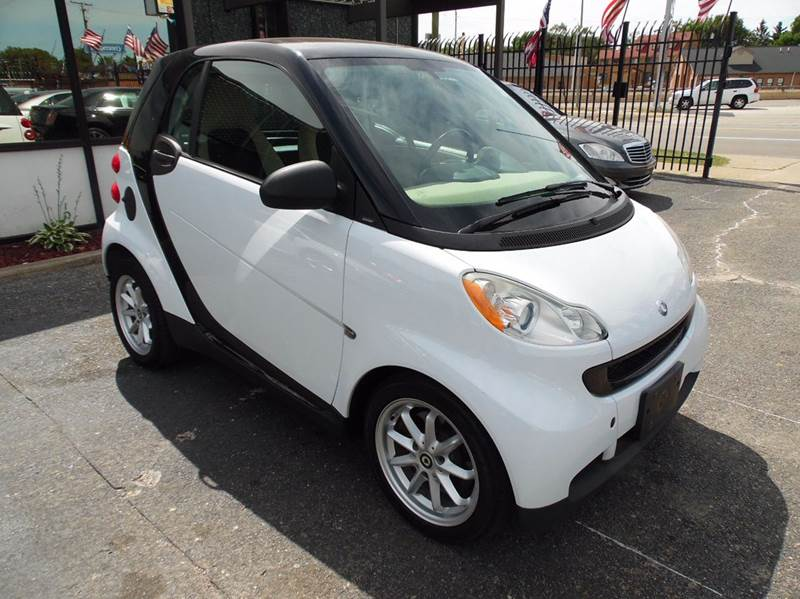 2008 Smart Fortwo car for sale in Detroit