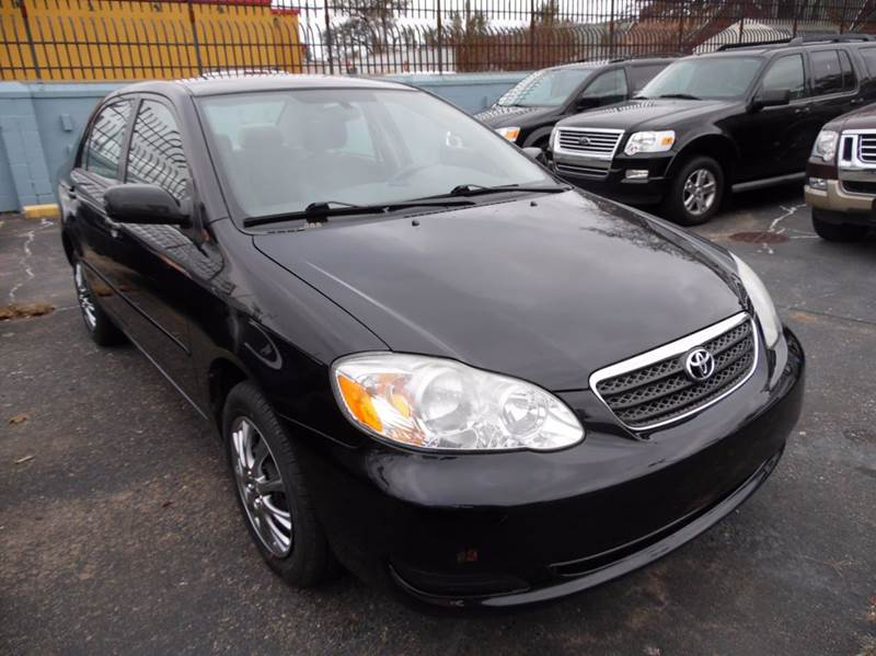 2007 Toyota Corolla car for sale in Detroit