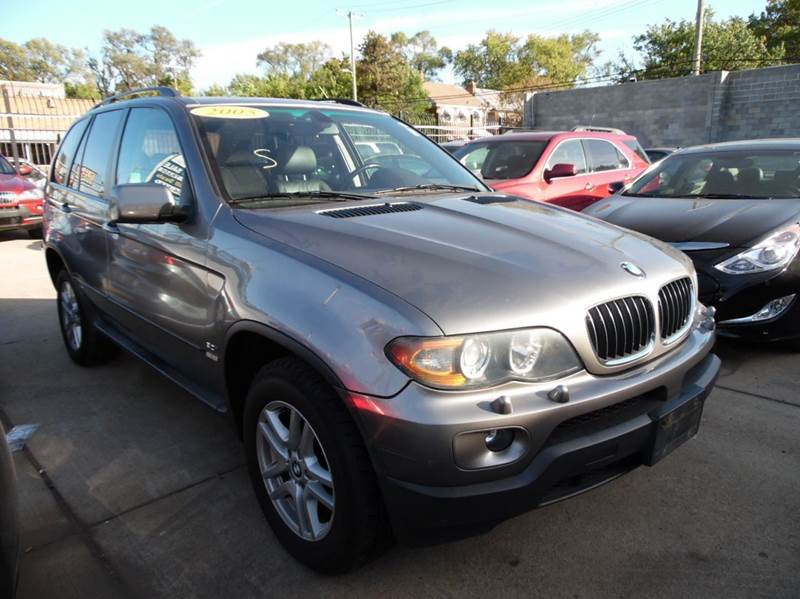 2005 Bmw X5 car for sale in Detroit