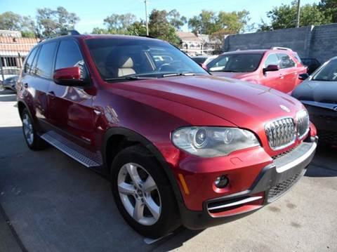 2009 BMW X5 for sale at Gus's Used Auto Sales in Detroit MI