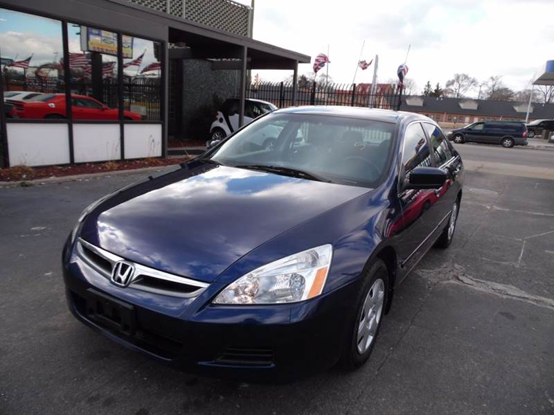 2006 Honda Accord car for sale in Detroit