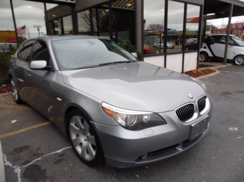 2006 Bmw 5 Series car for sale in Detroit