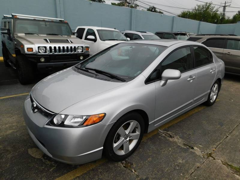 2007 Honda Civic car for sale in Detroit