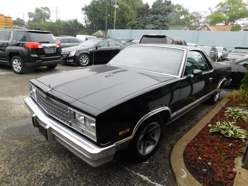 1985 Chevrolet El Camino car for sale in Detroit