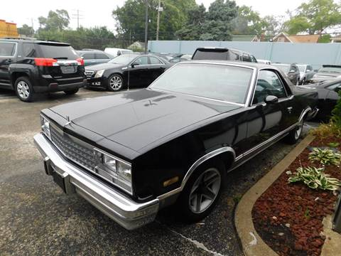 1985 Chevrolet El Camino for sale in Detroit, MI