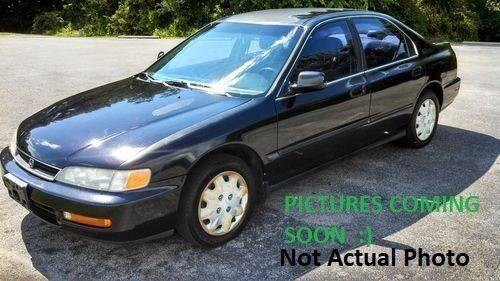 1996 Honda Accord car for sale in Detroit