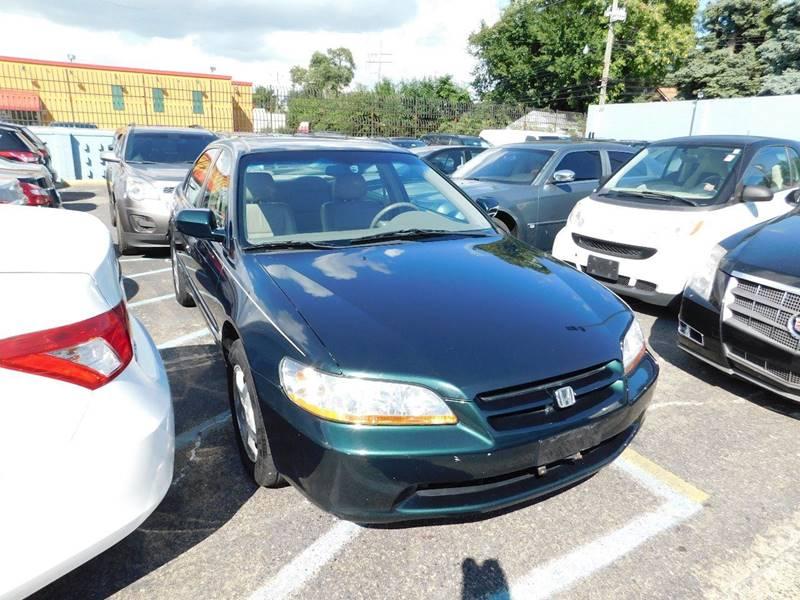 1999 Honda Accord car for sale in Detroit
