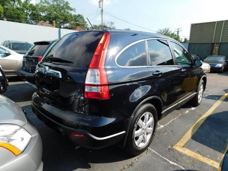 2008 Honda CR-V AWD EX-L 4dr SUV w/Navi - Detroit MI