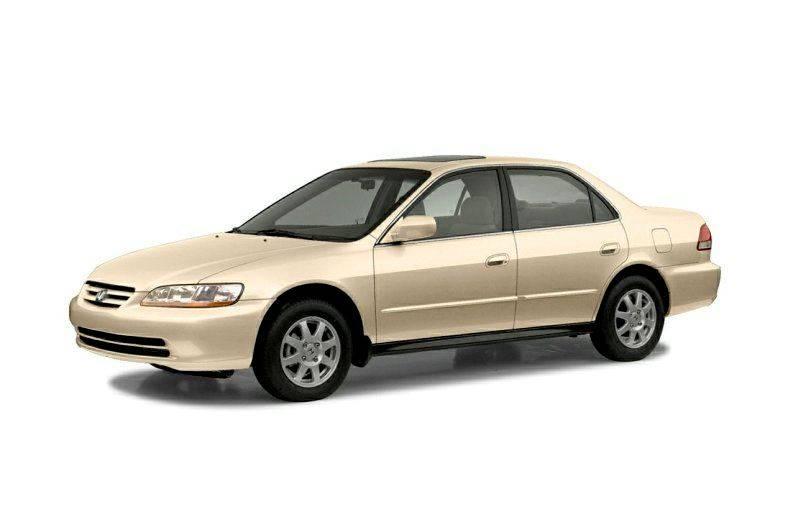 2002 Honda Accord car for sale in Detroit