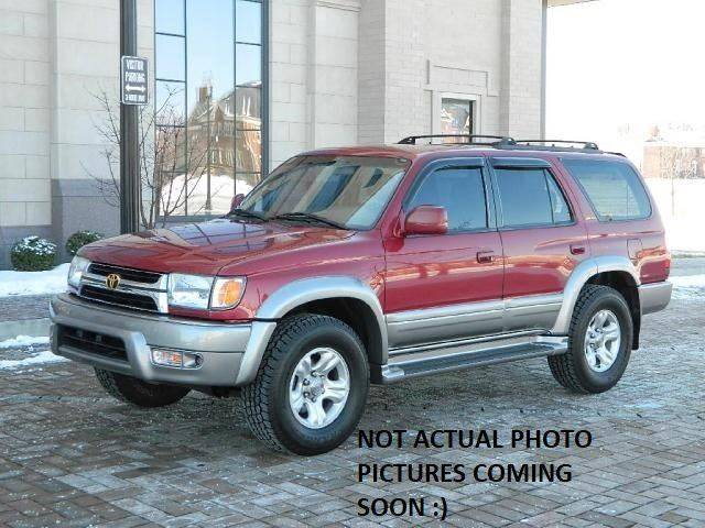 2001 Toyota 4runner car for sale in Detroit