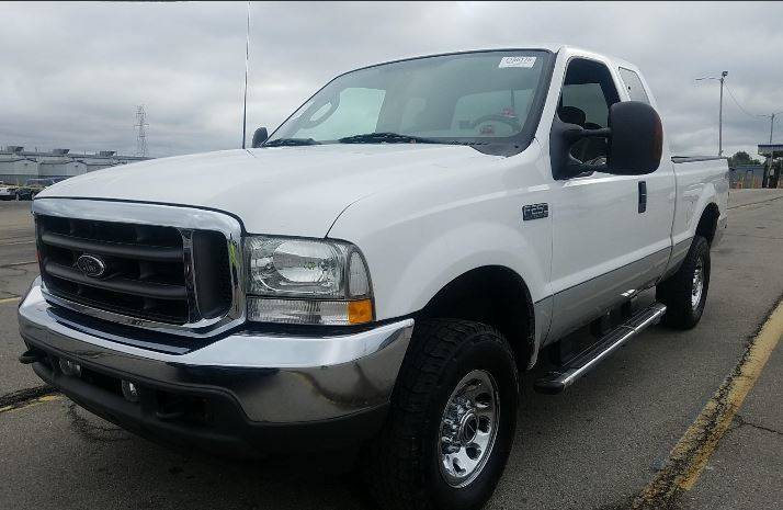 2004 Ford F-250 Super Duty car for sale in Detroit