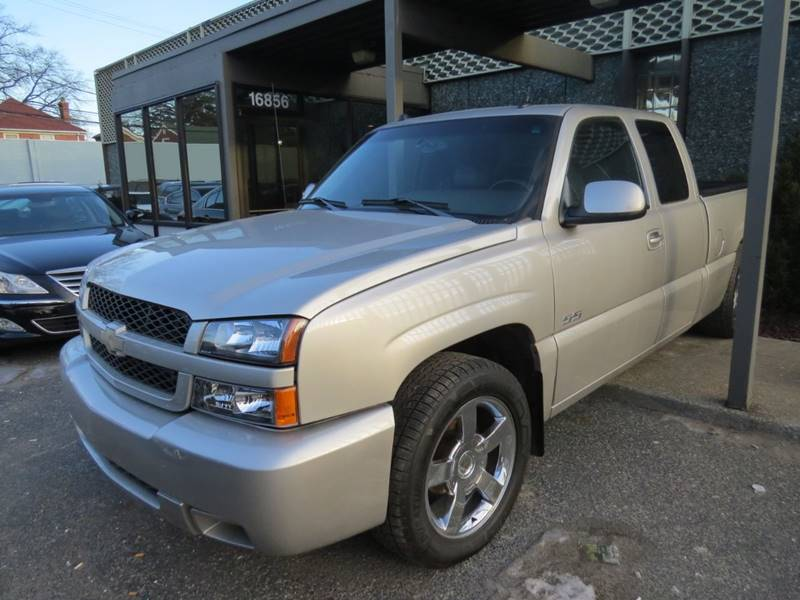 2005 Chevrolet Silverado 1500 Ss Awd 4dr Extended Cab Sb In Detroit