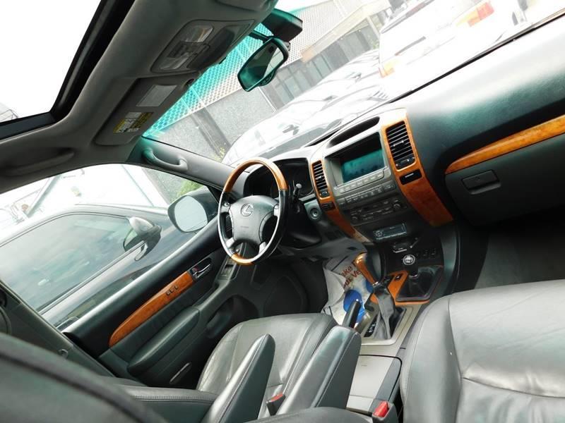 2004 Lexus GX 470 4WD 4dr SUV - Detroit MI