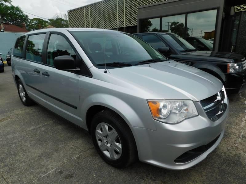 2012 Dodge Grand Caravan American Value Package 4dr Mini-Van - Detroit MI