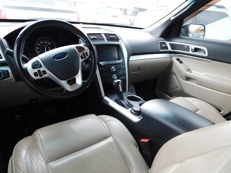 2011 Ford Explorer AWD XLT 4dr SUV - Detroit MI
