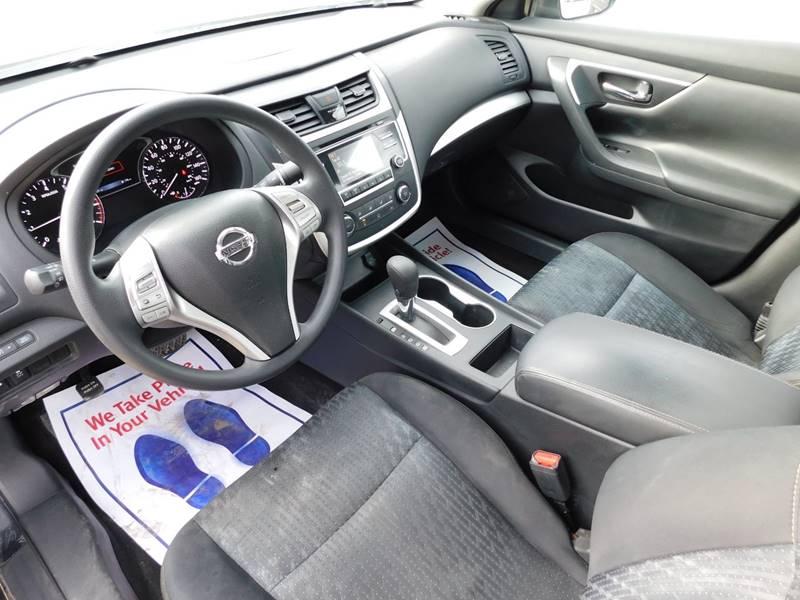 2016 Nissan Altima 2.5 S 4dr Sedan - Detroit MI