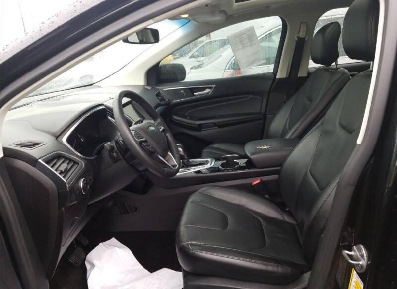 2015 Ford Edge Titanium 4dr Crossover - Detroit MI