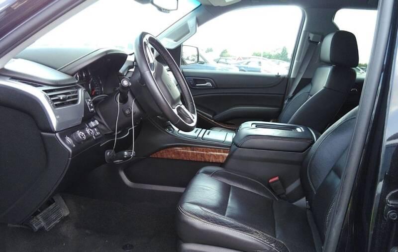 2015 Chevrolet Suburban 4x4 LTZ 1500 4dr SUV - Detroit MI