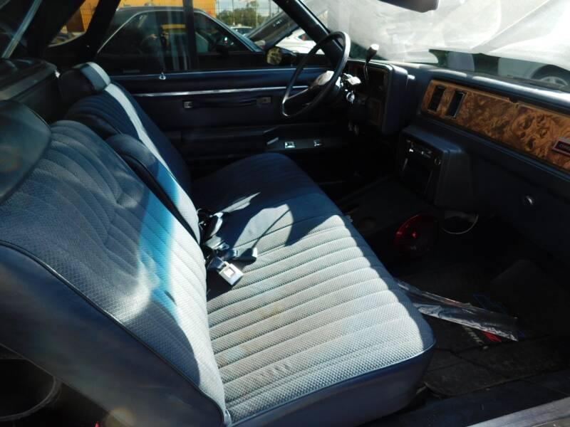 1982 Chevrolet El Camino 2dr Standard Cab - Detroit MI