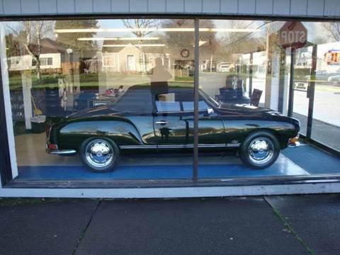 1971 Volkswagen Karmann Ghia for sale at Motion Autos in Longview WA