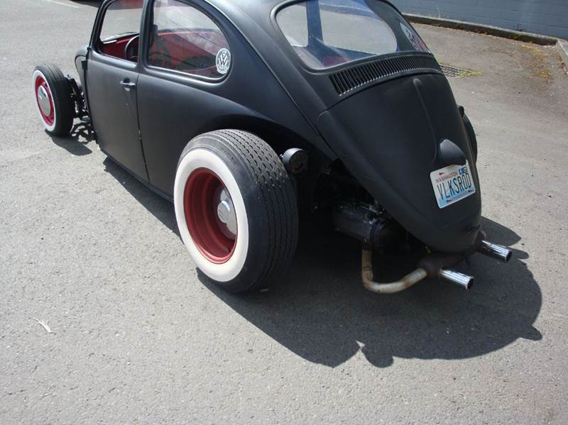 1970 Volkswagen Beetle VOLKSROD BUG In Longview WA - Motion